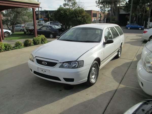 2006 BF FALCON WAGON GAS | Dismantling Now | Penrith Auto Recyclers are dismantling major brand cars right now! We offer fully tested second hand, used car parts and genuine or aftermarket products for most of the major brands. (../../dc/gallery/PAR_WEBSITE_CARS_005.jpg)
