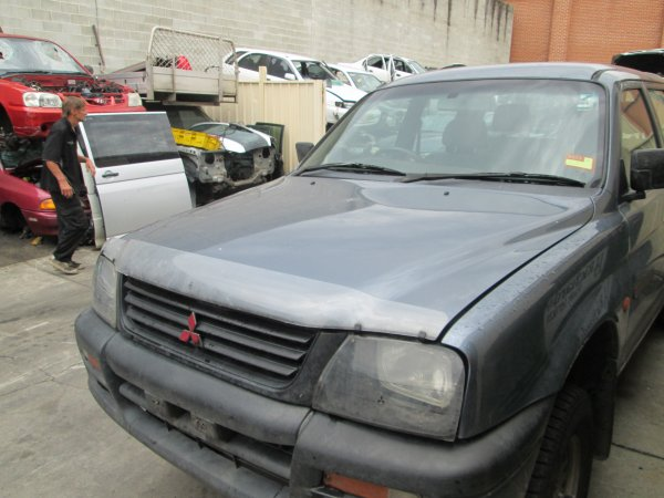 2001 MITSUBISHI TRITON 4WD | Dismantling Now | Penrith Auto Recyclers are dismantling major brand cars right now! We offer fully tested second hand, used car parts and genuine or aftermarket products for most of the major brands. (../../dc/gallery/PAR_WEBSITE_CARS_005_3.jpg)