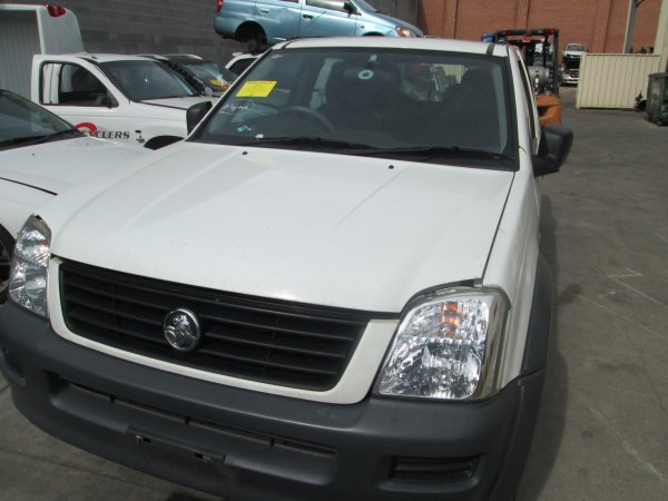 2005 HOLDEN RODEO 3.5 AUTO LOW KMS  | Dismantling Now | Penrith Auto Recyclers are dismantling major brand cars right now! We offer fully tested second hand, used car parts and genuine or aftermarket products for most of the major brands. (../../dc/gallery/PAR_WEBSITE_CARS_006.jpg)