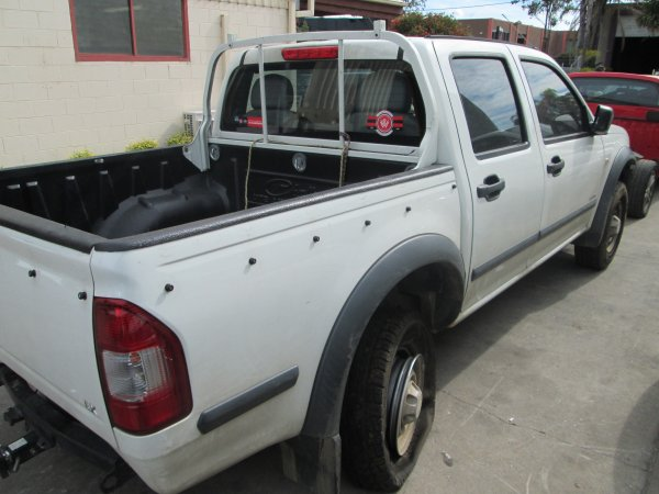 2005 HOLDEN RODEO 3.5 AUTO LOW KMS  | Dismantling Now | Penrith Auto Recyclers are dismantling major brand cars right now! We offer fully tested second hand, used car parts and genuine or aftermarket products for most of the major brands. (../../dc/gallery/PAR_WEBSITE_CARS_010_3.jpg)