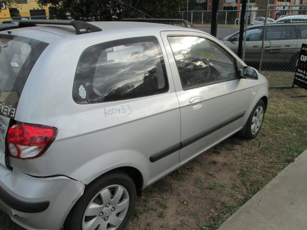 2004 HYUNDAI GETZ LOW KMS | Dismantling Now | Penrith Auto Recyclers are dismantling major brand cars right now! We offer fully tested second hand, used car parts and genuine or aftermarket products for most of the major brands. (../../dc/gallery/PAR_WEBSITE_CARS_011_1.jpg)