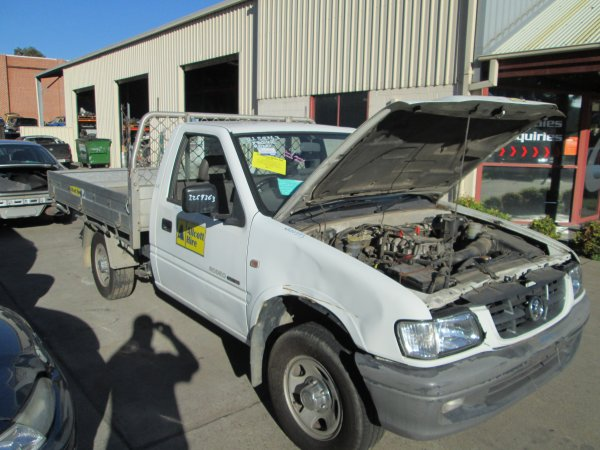 2002 HOLDEN RODEO V6 LOW KMS | Dismantling Now | Penrith Auto Recyclers are dismantling major brand cars right now! We offer fully tested second hand, used car parts and genuine or aftermarket products for most of the major brands. (../../dc/gallery/PAR_WEBSITE_CARS_012.jpg)