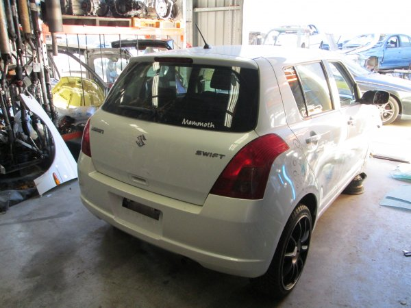2007 SUZUKI SWIFT MANUAL | Dismantling Now | Penrith Auto Recyclers are dismantling major brand cars right now! We offer fully tested second hand, used car parts and genuine or aftermarket products for most of the major brands. (../../dc/gallery/PAR_WEBSITE_CARS_018.jpg)
