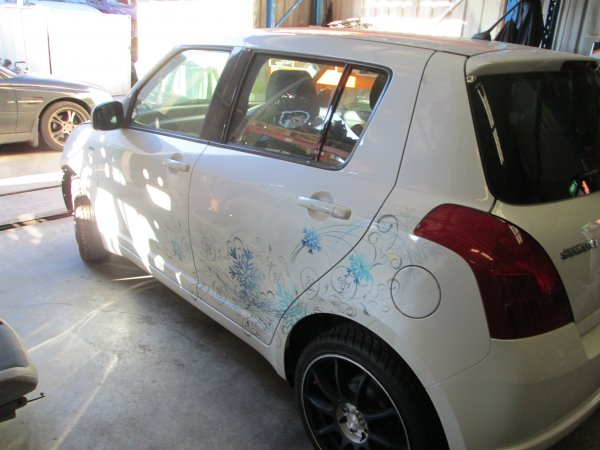 2007 SUZUKI SWIFT MANUAL | Dismantling Now | Penrith Auto Recyclers are dismantling major brand cars right now! We offer fully tested second hand, used car parts and genuine or aftermarket products for most of the major brands. (../../dc/gallery/PAR_WEBSITE_CARS_019.jpg)