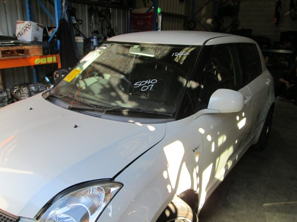 2007 SUZUKI SWIFT MANUAL | Dismantling Now | Penrith Auto Recyclers are dismantling major brand cars right now! We offer fully tested second hand, used car parts and genuine or aftermarket products for most of the major brands. (../../dc/gallery/PAR_WEBSITE_CARS_020.jpg)