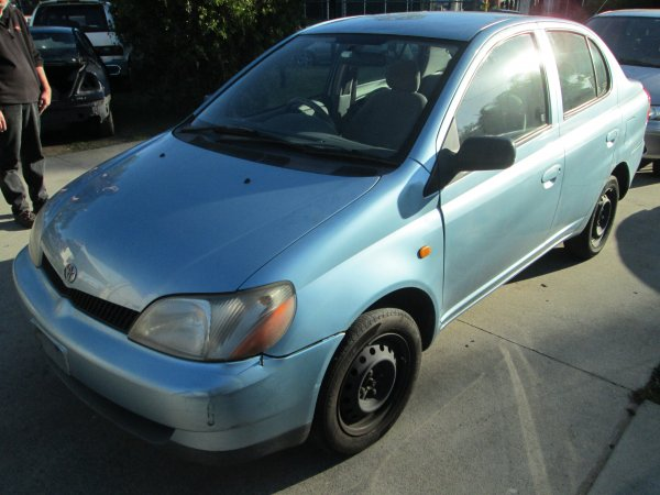 2000 TOYOTA ECHO MANUAL SEDAN | Dismantling Now | Penrith Auto Recyclers are dismantling major brand cars right now! We offer fully tested second hand, used car parts and genuine or aftermarket products for most of the major brands. (../../dc/gallery/PAR_WEBSITE_CARS_033.jpg)