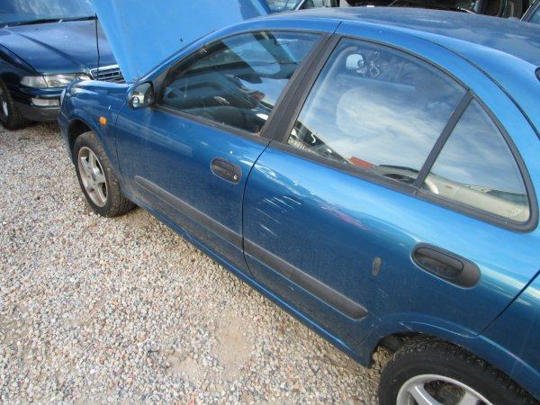 2000 NISSAN PULSAR | Dismantling Now | Penrith Auto Recyclers are dismantling major brand cars right now! We offer fully tested second hand, used car parts and genuine or aftermarket products for most of the major brands. (../../dc/gallery/PULSAR_310516_009.jpg)