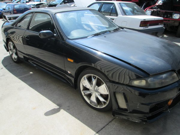 NISSAN SKYLINE R33 GTS-T TURBO | Dismantling Now | Penrith Auto Recyclers are dismantling major brand cars right now! We offer fully tested second hand, used car parts and genuine or aftermarket products for most of the major brands. (../../dc/gallery/SKYLINE_006.jpg)