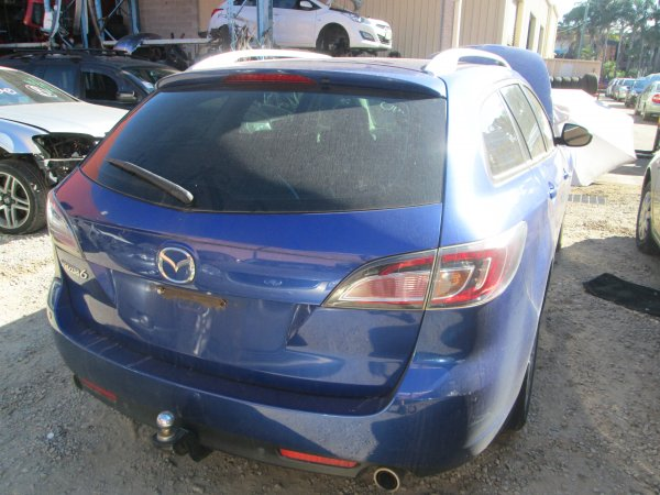 2009 MAZDA 6 WAGON LOW KM | Dismantling Now | Penrith Auto Recyclers are dismantling major brand cars right now! We offer fully tested second hand, used car parts and genuine or aftermarket products for most of the major brands. (../../dc/gallery/STOCK_24042019_012.jpg)