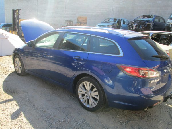 2009 MAZDA 6 WAGON LOW KM | Dismantling Now | Penrith Auto Recyclers are dismantling major brand cars right now! We offer fully tested second hand, used car parts and genuine or aftermarket products for most of the major brands. (../../dc/gallery/STOCK_24042019_014.jpg)