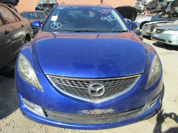 2009 MAZDA 6 WAGON LOW KM | Dismantling Now | Penrith Auto Recyclers are dismantling major brand cars right now! We offer fully tested second hand, used car parts and genuine or aftermarket products for most of the major brands. (../../dc/gallery/STOCK_24042019_017.jpg)