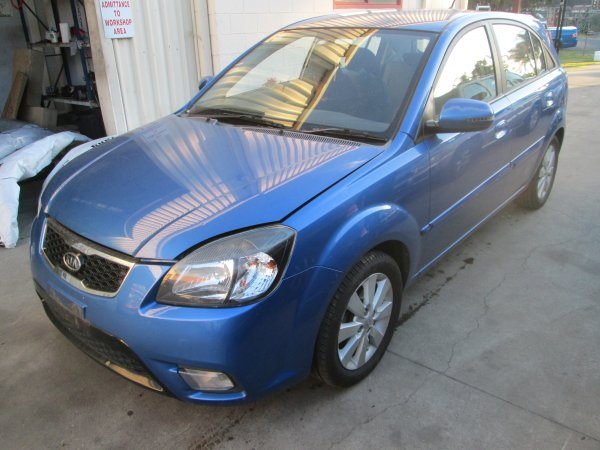 2011 KIA RIO SPORTS MANUAL | Dismantling Now | Penrith Auto Recyclers are dismantling major brand cars right now! We offer fully tested second hand, used car parts and genuine or aftermarket products for most of the major brands. (../../dc/gallery/STOCK_CARS_17072018_003.jpg)