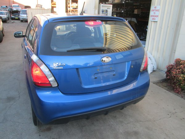 2011 KIA RIO SPORTS MANUAL | Dismantling Now | Penrith Auto Recyclers are dismantling major brand cars right now! We offer fully tested second hand, used car parts and genuine or aftermarket products for most of the major brands. (../../dc/gallery/STOCK_CARS_17072018_004.jpg)