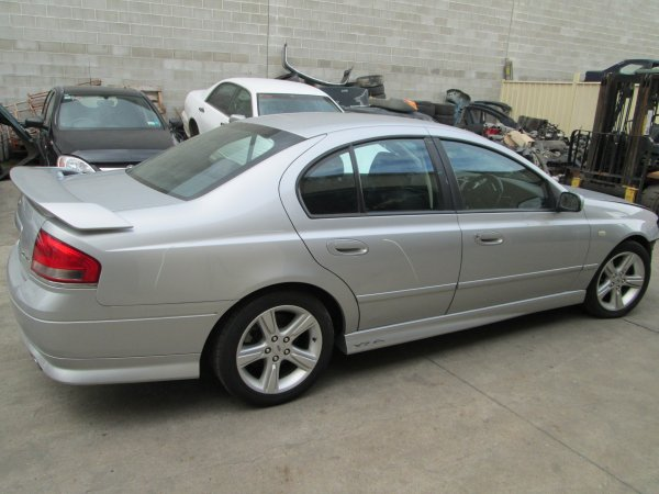 2004 BA XR6 FALCON LOW KMS | Dismantling Now | Penrith Auto Recyclers are dismantling major brand cars right now! We offer fully tested second hand, used car parts and genuine or aftermarket products for most of the major brands. (../../dc/gallery/ebay_025.jpg)