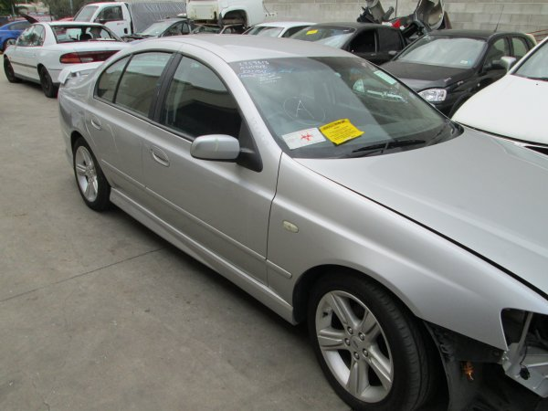2004 BA XR6 FALCON LOW KMS | Dismantling Now | Penrith Auto Recyclers are dismantling major brand cars right now! We offer fully tested second hand, used car parts and genuine or aftermarket products for most of the major brands. (../../dc/gallery/ebay_027.jpg)