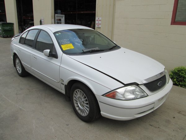 2002 FORD FAIRMONT  | Dismantling Now | Penrith Auto Recyclers are dismantling major brand cars right now! We offer fully tested second hand, used car parts and genuine or aftermarket products for most of the major brands. (../../dc/gallery/ebay_030.jpg)