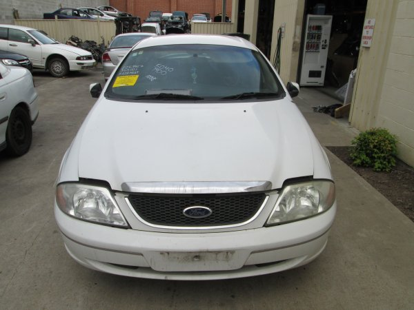2002 FORD FAIRMONT  | Dismantling Now | Penrith Auto Recyclers are dismantling major brand cars right now! We offer fully tested second hand, used car parts and genuine or aftermarket products for most of the major brands. (../../dc/gallery/ebay_031.jpg)