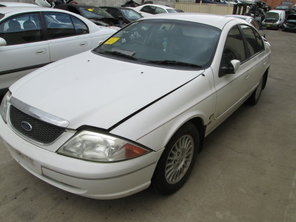 2002 FORD FAIRMONT  | Dismantling Now | Penrith Auto Recyclers are dismantling major brand cars right now! We offer fully tested second hand, used car parts and genuine or aftermarket products for most of the major brands. (../../dc/gallery/ebay_032.jpg)