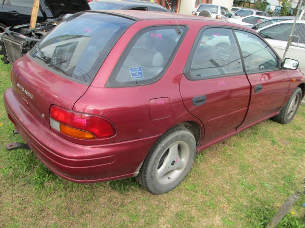 1995 IMPREZA HATCH | Dismantling Now | Penrith Auto Recyclers are dismantling major brand cars right now! We offer fully tested second hand, used car parts and genuine or aftermarket products for most of the major brands. (../../dc/gallery/impreza_013.jpg)