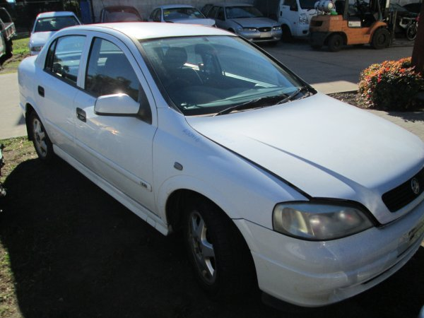 2001 HOLDEN ASTRA SEDAN LOW KMS  | Dismantling Now | Penrith Auto Recyclers are dismantling major brand cars right now! We offer fully tested second hand, used car parts and genuine or aftermarket products for most of the major brands. (../../dc/gallery/par_cars_009.jpg)