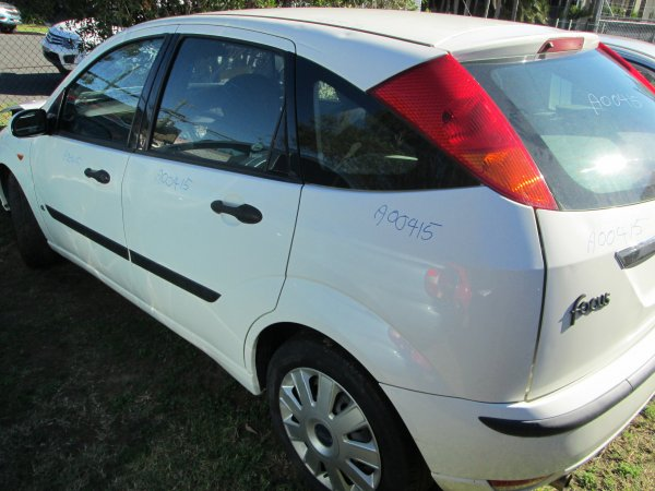 2004 FORD FOCUS HATCH | Dismantling Now | Penrith Auto Recyclers are dismantling major brand cars right now! We offer fully tested second hand, used car parts and genuine or aftermarket products for most of the major brands. (../../dc/gallery/par_cars_013.jpg)