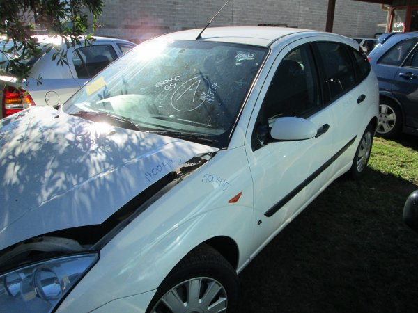 2004 FORD FOCUS HATCH | Dismantling Now | Penrith Auto Recyclers are dismantling major brand cars right now! We offer fully tested second hand, used car parts and genuine or aftermarket products for most of the major brands. (../../dc/gallery/par_cars_014.jpg)