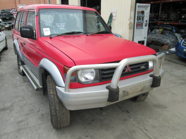 1997 MITSUBISHI PAJERO MANUAL | Dismantling Now | Penrith Auto Recyclers are dismantling major brand cars right now! We offer fully tested second hand, used car parts and genuine or aftermarket products for most of the major brands. (../../dc/gallery/par_site_052.jpg)