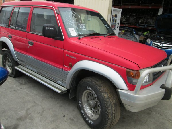 1997 MITSUBISHI PAJERO MANUAL | Dismantling Now | Penrith Auto Recyclers are dismantling major brand cars right now! We offer fully tested second hand, used car parts and genuine or aftermarket products for most of the major brands. (../../dc/gallery/par_site_053.jpg)