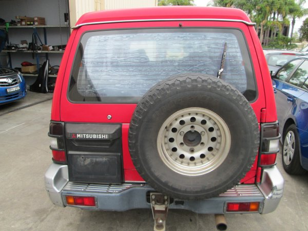 1997 MITSUBISHI PAJERO MANUAL | Dismantling Now | Penrith Auto Recyclers are dismantling major brand cars right now! We offer fully tested second hand, used car parts and genuine or aftermarket products for most of the major brands. (../../dc/gallery/par_site_054.jpg)