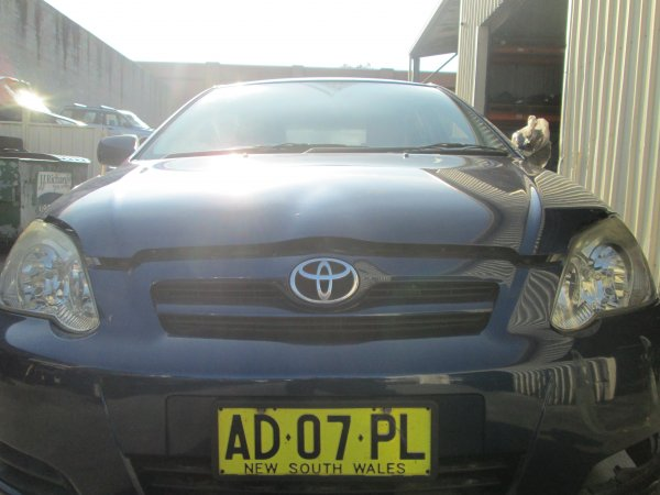 2005 TOYOTA COROLLA LOW KMS | Dismantling Now | Penrith Auto Recyclers are dismantling major brand cars right now! We offer fully tested second hand, used car parts and genuine or aftermarket products for most of the major brands. (../../dc/gallery/par_stock_cars_jan19_153.jpg)