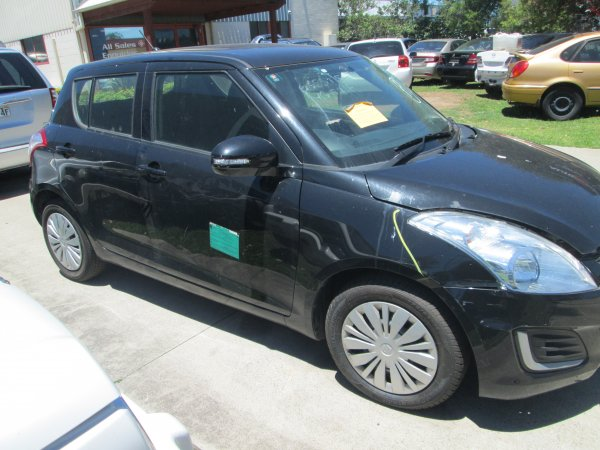 2016 SUZUKI SWIFT 25K AUTO | Dismantling Now | Penrith Auto Recyclers are dismantling major brand cars right now! We offer fully tested second hand, used car parts and genuine or aftermarket products for most of the major brands. (../../dc/gallery/par_stock_cars_jan19_203.jpg)