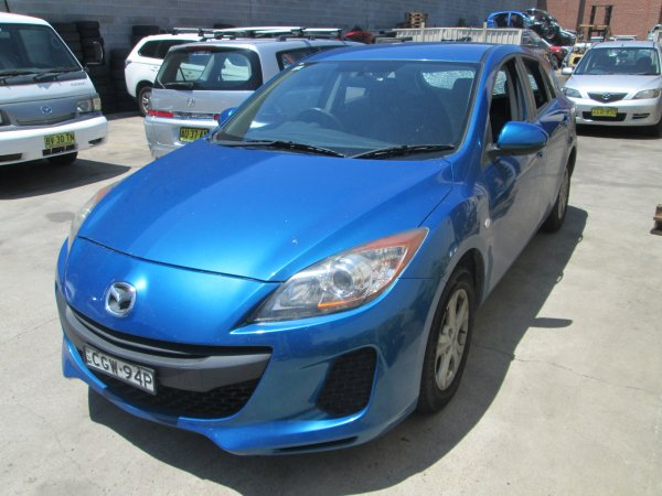 2012 MAZDA  3 AUTO LOW KM | Dismantling Now | Penrith Auto Recyclers are dismantling major brand cars right now! We offer fully tested second hand, used car parts and genuine or aftermarket products for most of the major brands. (../../dc/gallery/par_stock_cars_jan19_220.jpg)