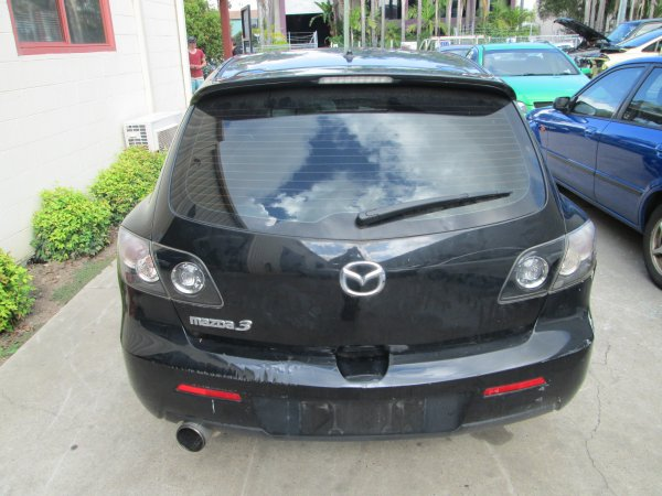 2006 MAZDA 3 HATCH MANUAL | Dismantling Now | Penrith Auto Recyclers are dismantling major brand cars right now! We offer fully tested second hand, used car parts and genuine or aftermarket products for most of the major brands. (../../dc/gallery/par_website_002.jpg)