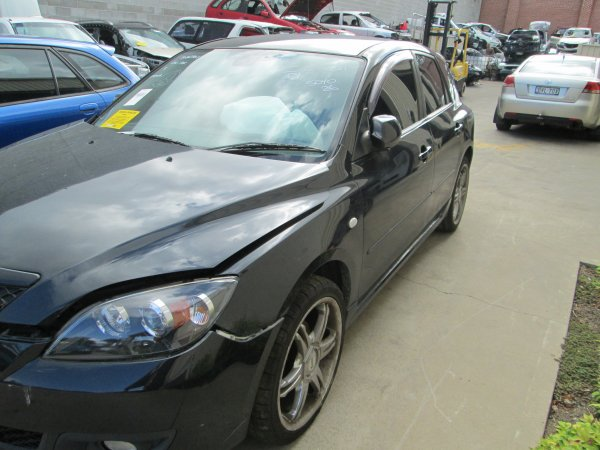 2006 MAZDA 3 HATCH MANUAL | Dismantling Now | Penrith Auto Recyclers are dismantling major brand cars right now! We offer fully tested second hand, used car parts and genuine or aftermarket products for most of the major brands. (../../dc/gallery/par_website_004.jpg)