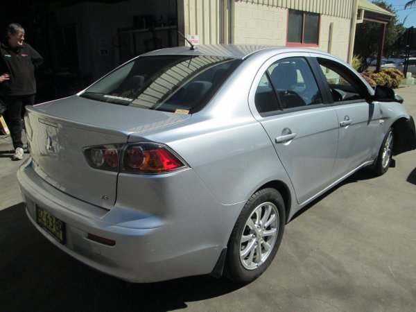2011 MITSUBISHI LANCER LOW KM | MITSUBISHI | Dismantling Now | Penrith Auto Recyclers are dismantling major brand cars right now! We offer fully tested second hand, used car parts and genuine or aftermarket products for most of the major brands. (../../dc/gallery/stock24092019_014.jpg)
