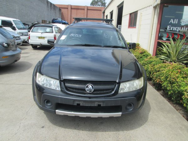 2006 HOLDEN ADVENTRA WAGON SX6 | Dismantling Now | Penrith Auto Recyclers are dismantling major brand cars right now! We offer fully tested second hand, used car parts and genuine or aftermarket products for most of the major brands. (../../dc/gallery/stock_27022019_001.jpg)