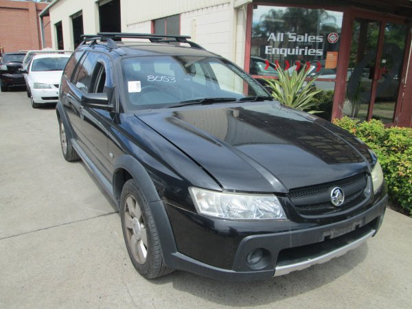 2006 HOLDEN ADVENTRA WAGON SX6 | Dismantling Now | Penrith Auto Recyclers are dismantling major brand cars right now! We offer fully tested second hand, used car parts and genuine or aftermarket products for most of the major brands. (../../dc/gallery/stock_27022019_002.jpg)