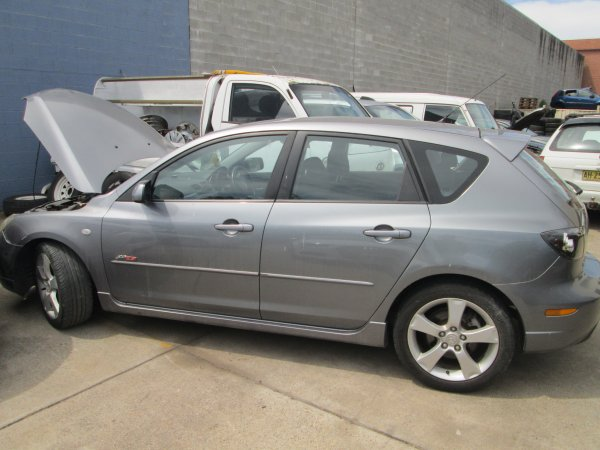 2006 MAZDA 3 SP23 | Dismantling Now | Penrith Auto Recyclers are dismantling major brand cars right now! We offer fully tested second hand, used car parts and genuine or aftermarket products for most of the major brands. (../../dc/gallery/stock_27022019_008.jpg)