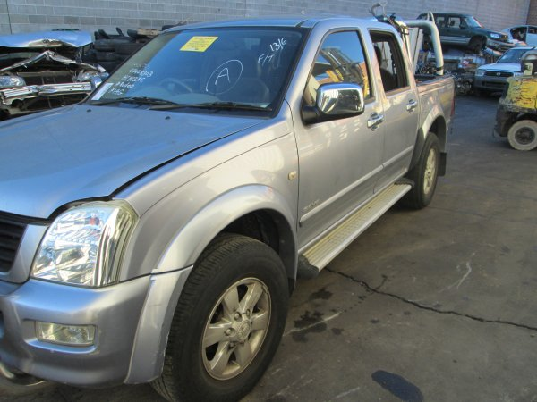 2005  RODEO 3.5 AUTOMATIC | Dismantling Now | Penrith Auto Recyclers are dismantling major brand cars right now! We offer fully tested second hand, used car parts and genuine or aftermarket products for most of the major brands. (../../dc/gallery/stock_cars__12072018_030.jpg)