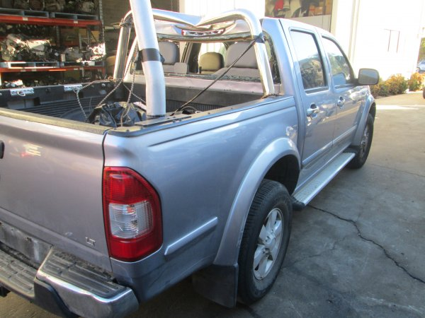 2005  RODEO 3.5 AUTOMATIC | Dismantling Now | Penrith Auto Recyclers are dismantling major brand cars right now! We offer fully tested second hand, used car parts and genuine or aftermarket products for most of the major brands. (../../dc/gallery/stock_cars__12072018_033.jpg)
